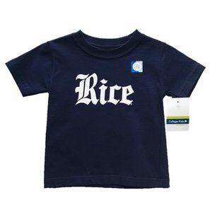 RICE University Infant Short Sleeve Tee